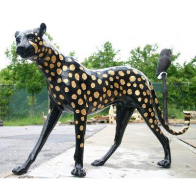 Umelecké Sochy Gepard
