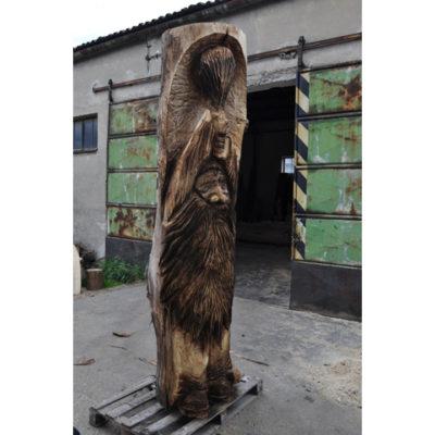 Umelecké Sochy Lúpežník Sarka Farka