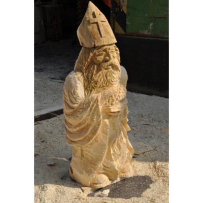 Svätý Urban - socha z dreva