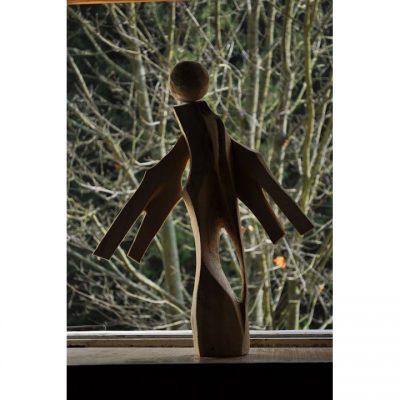 Umelecké Sochy Anjel, ktorý vletel do izby